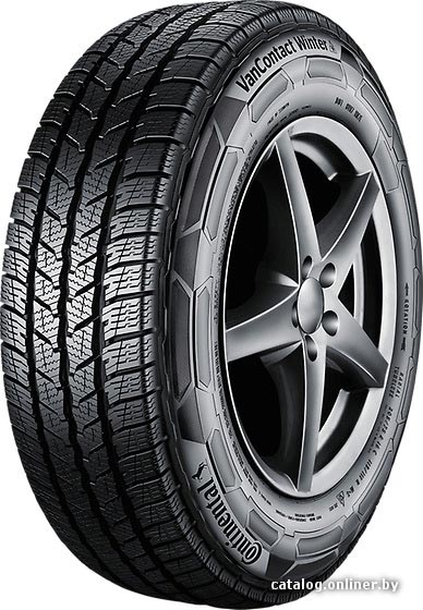 Автомобильные шины Continental VanContact Winter 195/70R15C 104/102R