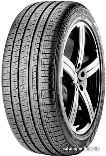 Автомобильные шины Pirelli Scorpion Verde All Season 255/55R20 110Y