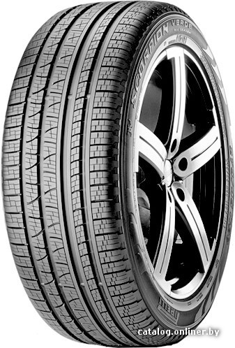 Автомобильные шины Pirelli Scorpion Verde All Season 255/55R18 109H